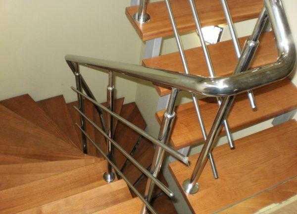 технология изготовления металлических лестниц и ограждений и перил из нержавейки