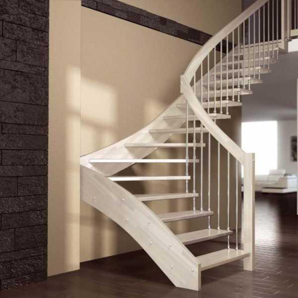 лестница на второй этаж занимаемая площадь
